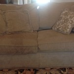 Before & After – Upholstery